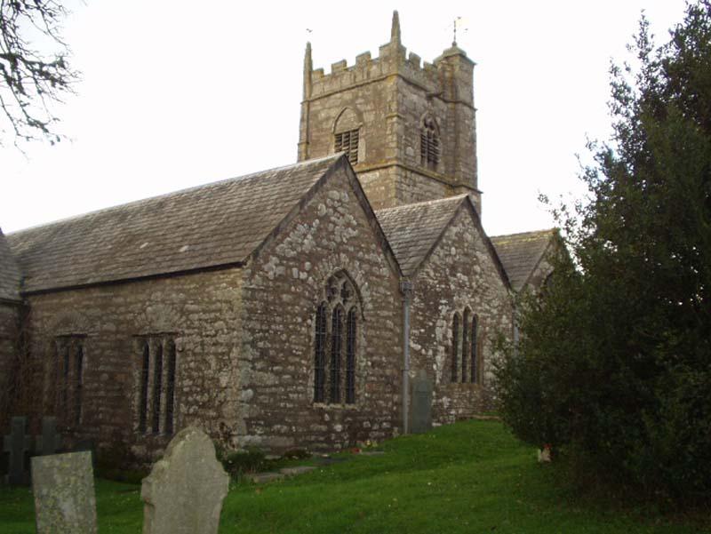 Blisland - Parish Church