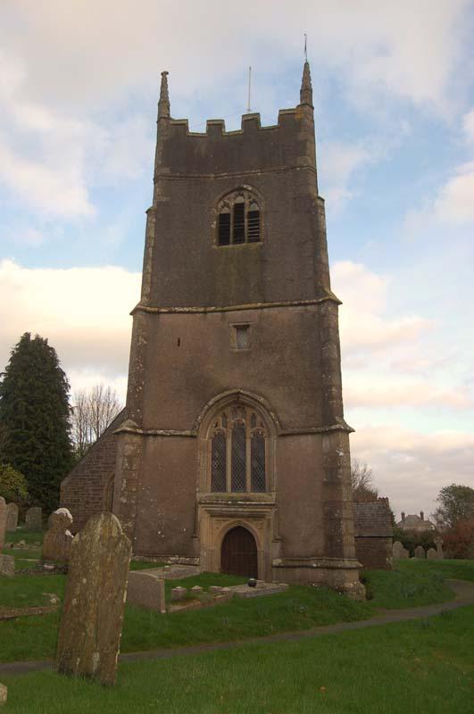 Botus Fleming - Parish Church