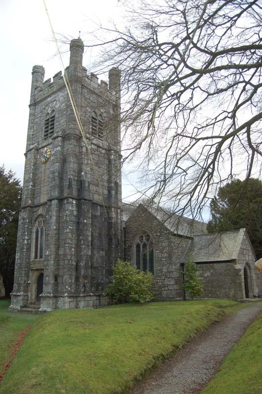 Calstock - Parish Church