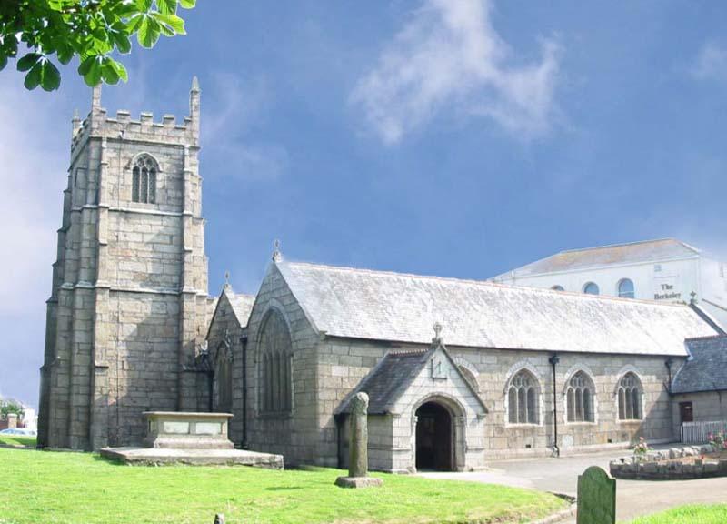 Camborne - Parish Church