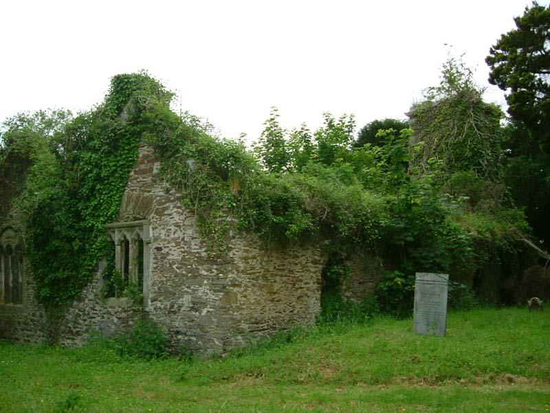 Colan - Parish Church