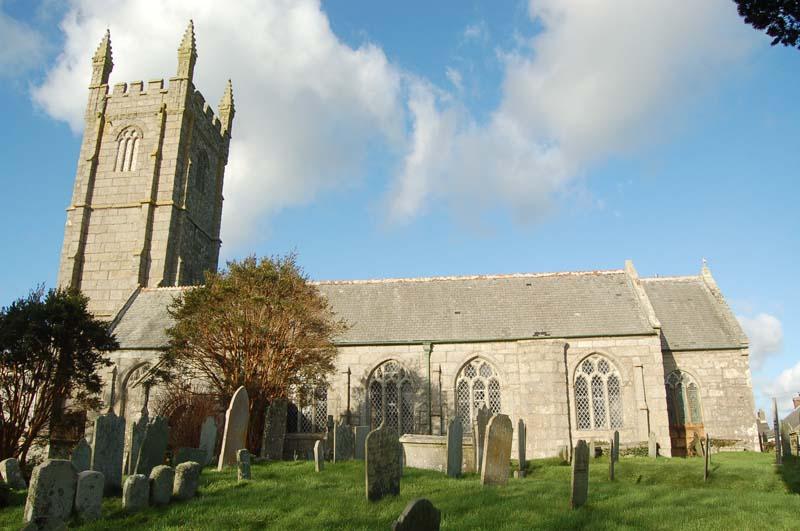 Constantine - Parish Church
