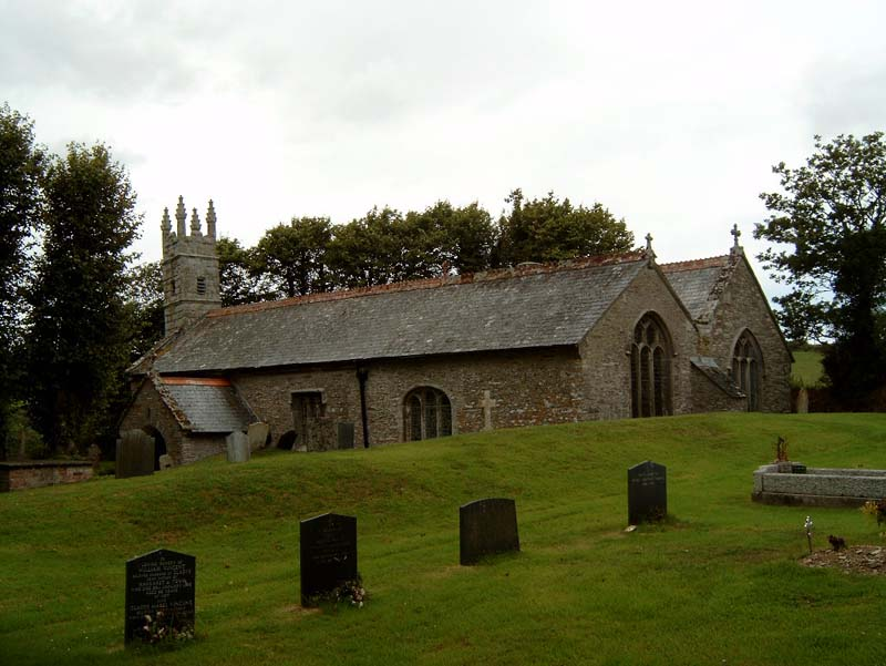 Cornelly - Parish Church