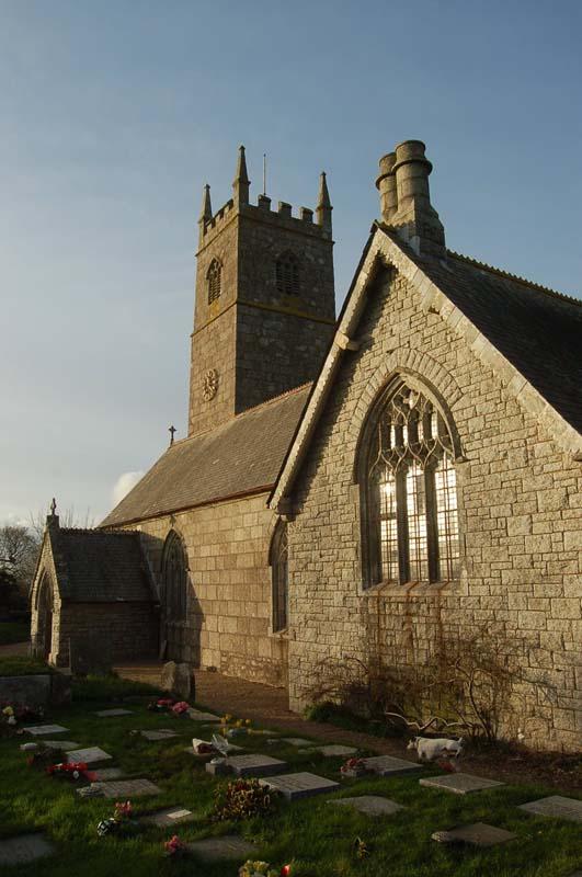 Crowan - Parish Church