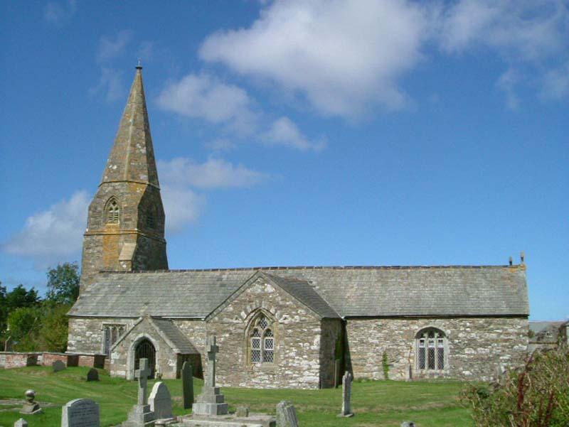 Cubert - Parish Church
