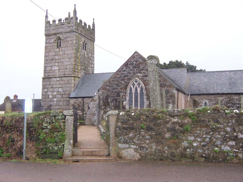 Cury - Parish Church