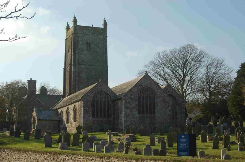 Davidstow - Parish Church