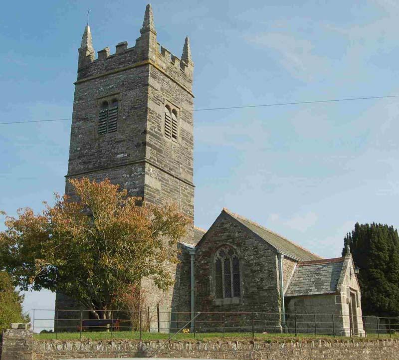 Egloskerry - Parish Church