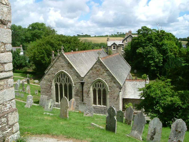 Feock - Parish Church