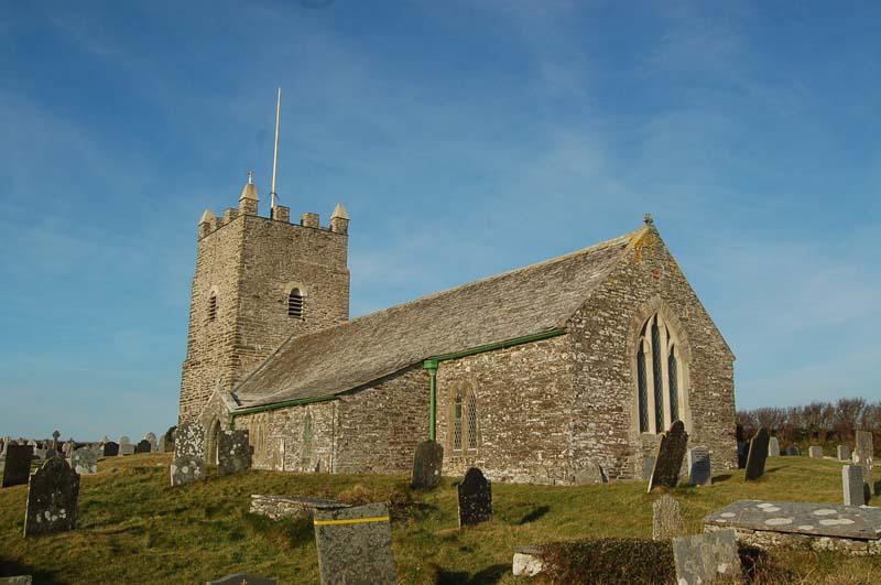 Forrabury - Parish Church