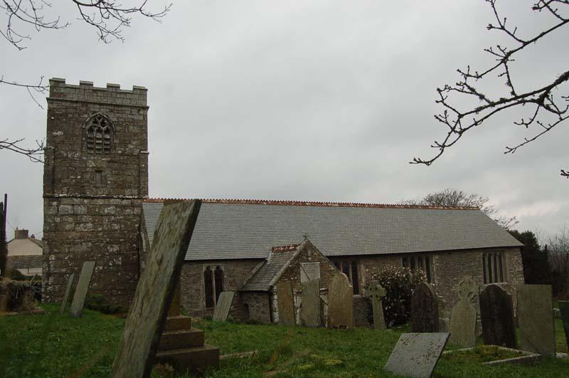 Golant - St Sampson - Parish Church