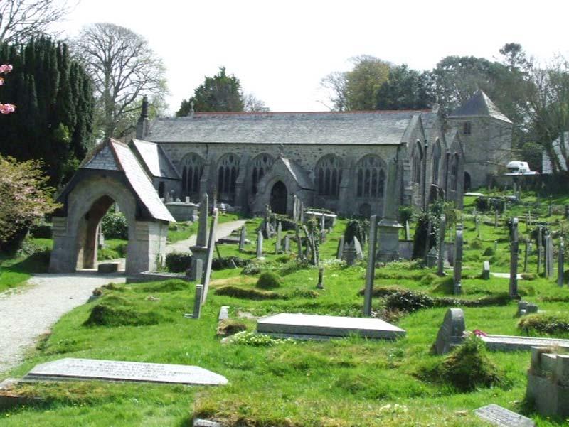 Gwennap - Parish Church