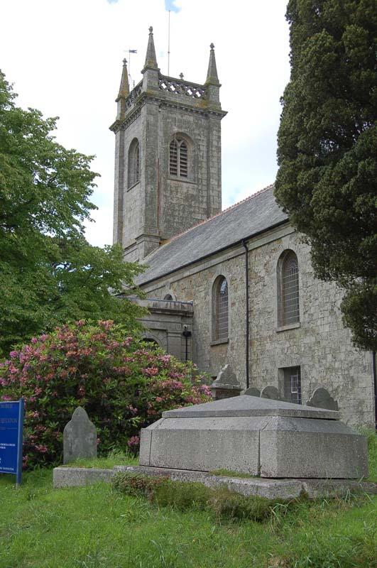 Helston - Parish Church