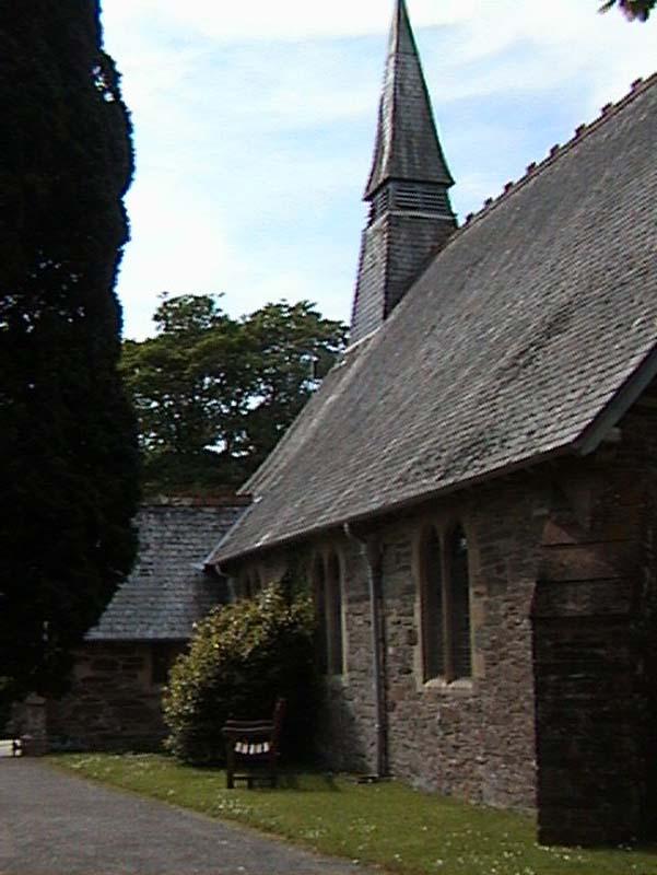 Hessenford - Parish Church