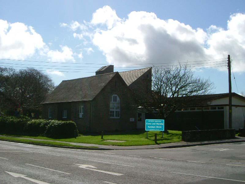 Highertown - Parish Church