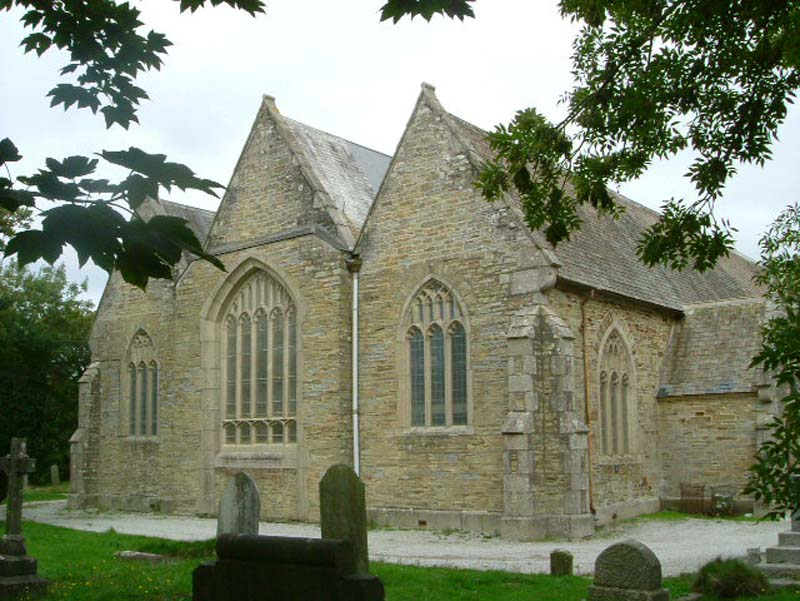 Illogan - Parish Church