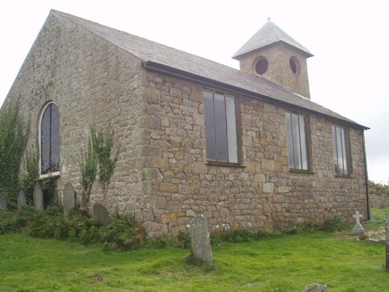 Isles of Scilly - St Agnes - Parish Church