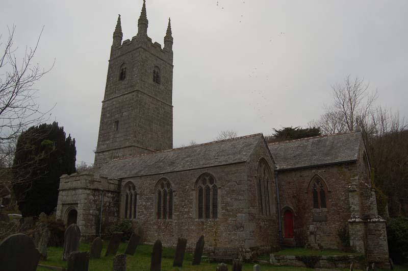 Jacobstow - Parish Church