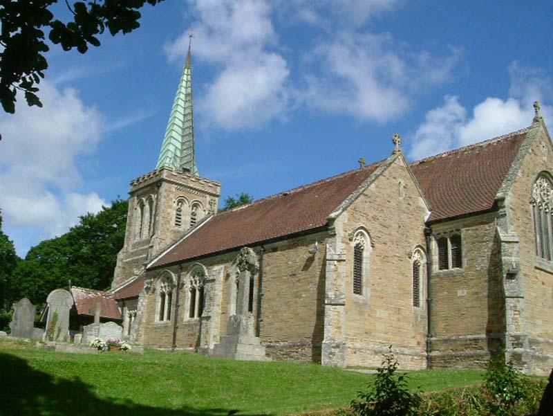 Kea - Parish Church