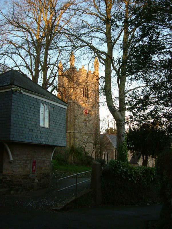 Kenwyn - Parish Church