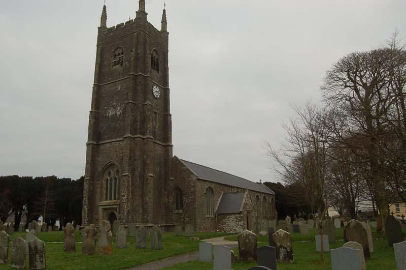 Kilkhampton - Parish Church