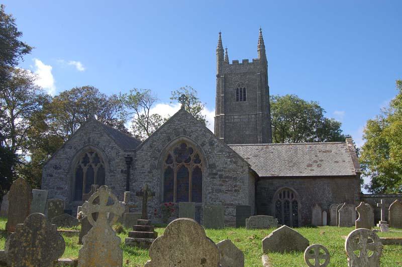 Ladock - Parish Church