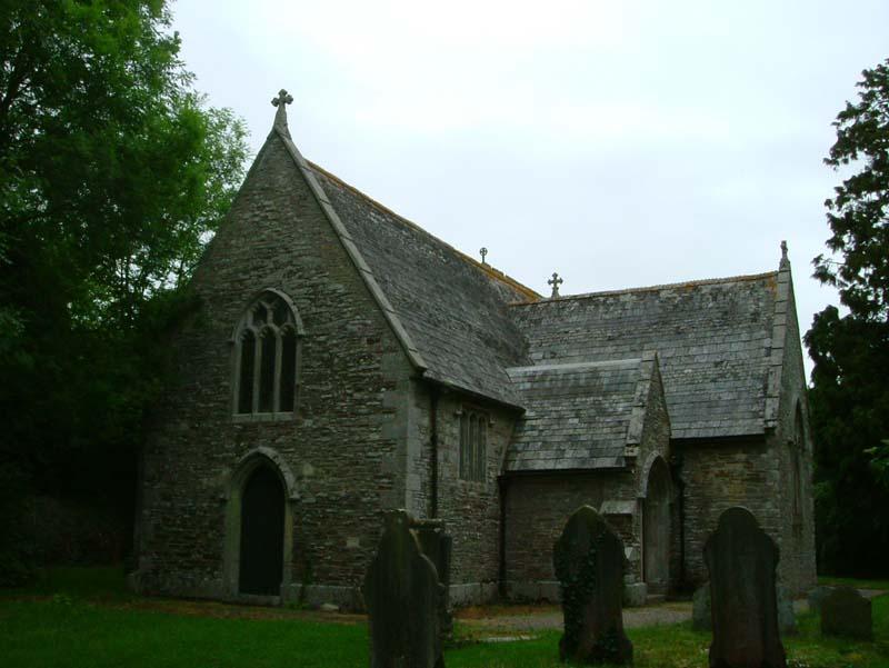 Lamorran - Parish Church