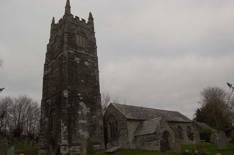 Laneast - Parish Church