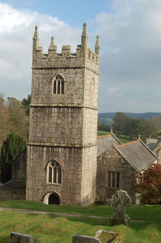 Lanhydrock - Parish Church