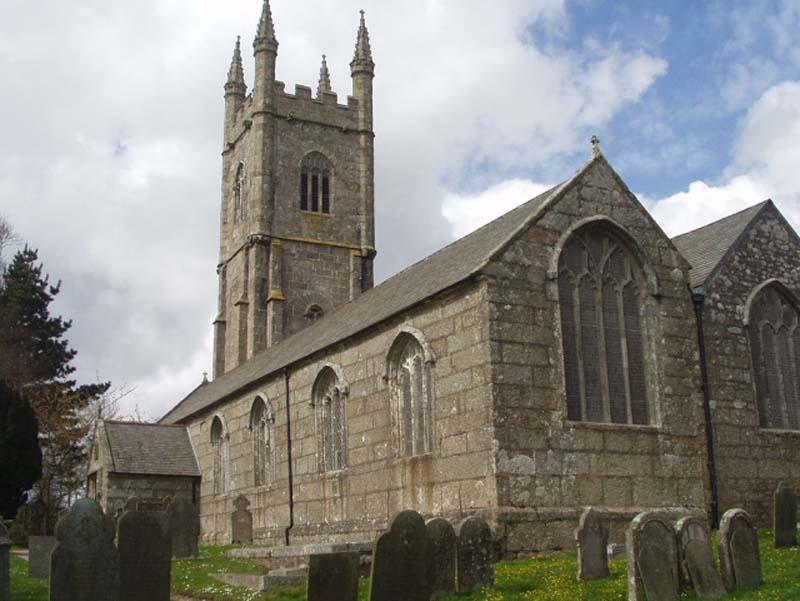 Lanlivery - Parish Church