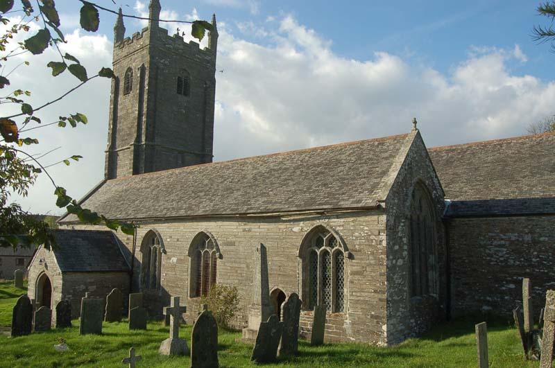 Lanreath - Parish Church