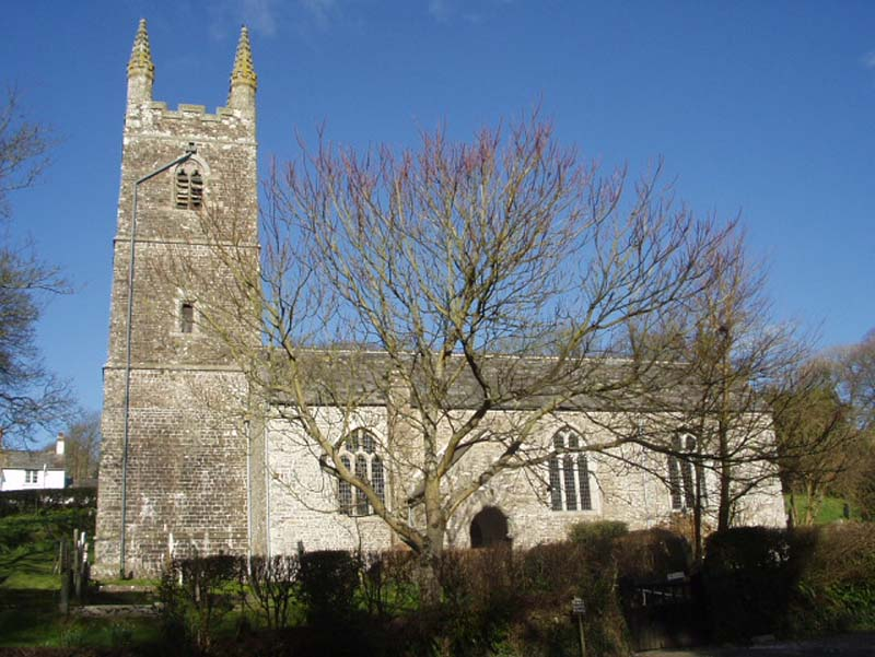 Launcells - Parish Church