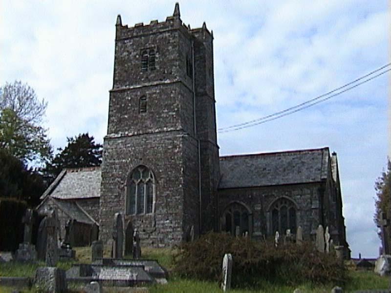 Lawhitton - Parish Church