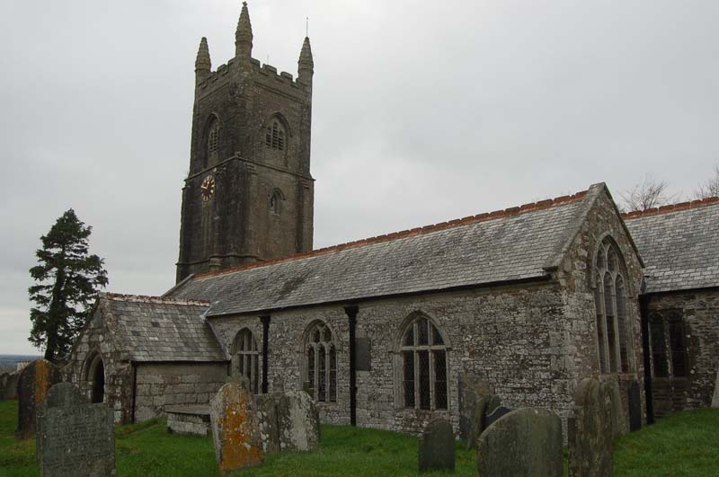 Lewannick - Parish Church