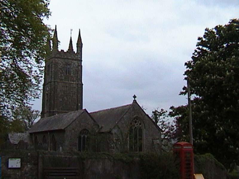 Lezant - Parish Church