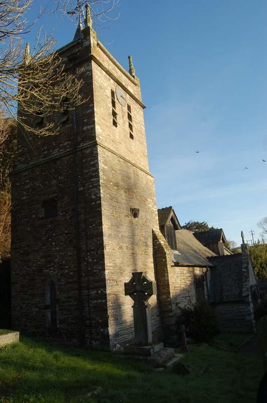 Little Petherick - Parish Church