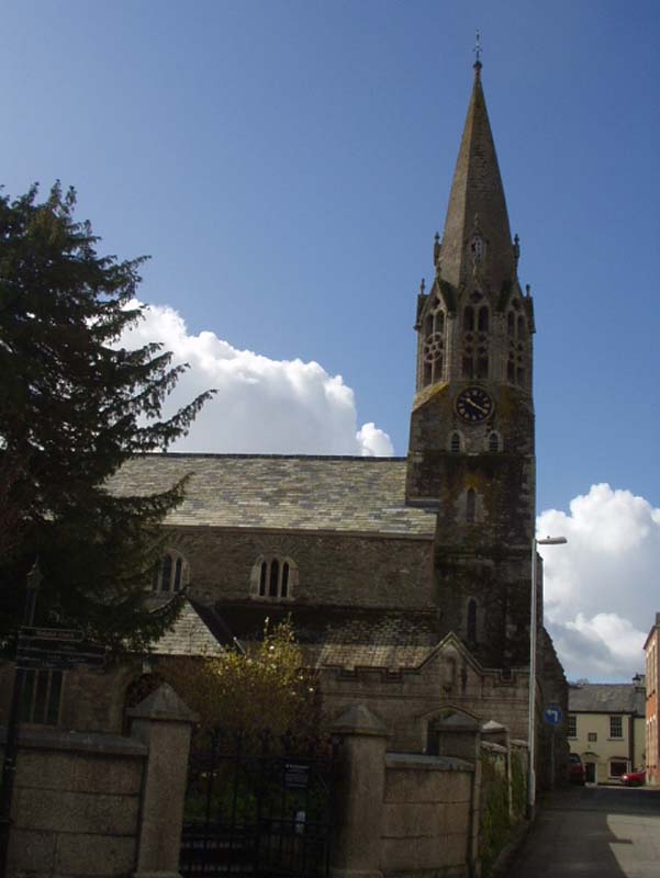 Lostwithiel - Parish Church