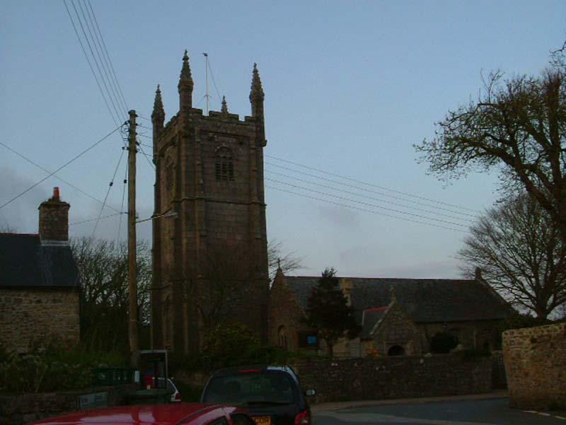 Ludgvan - Parish Church