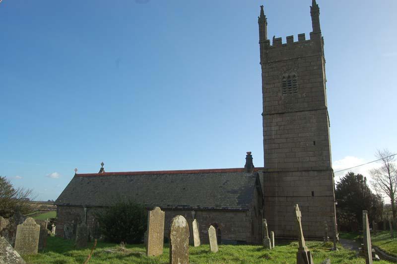 Mabe - Parish Church