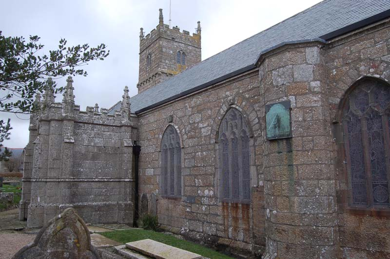 Madron - Parish Church