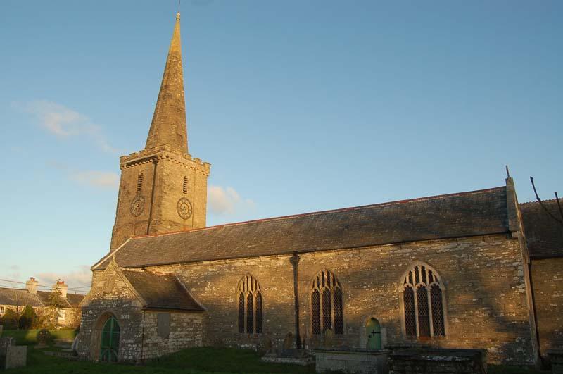 Menheniot - Parish Church