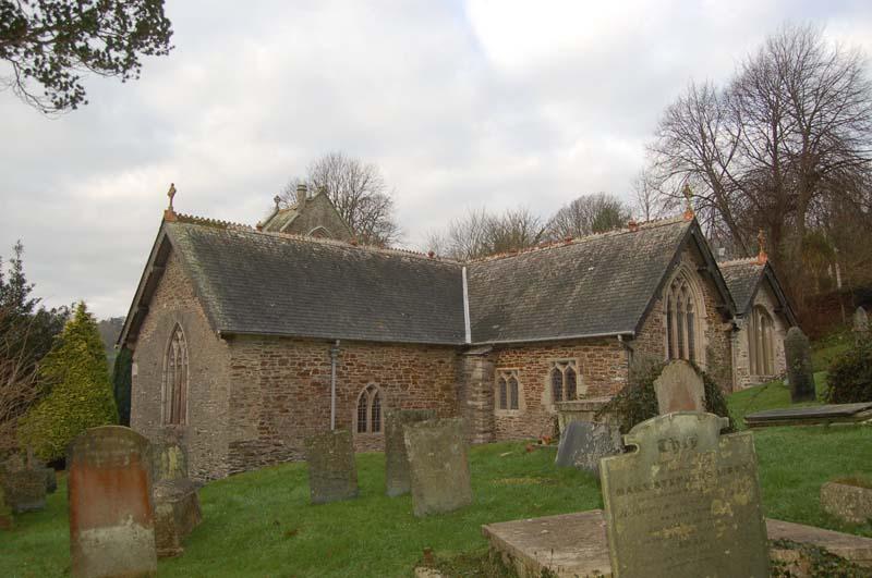 Mevagissey - Parish Church