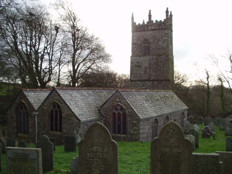 Michaelstow - Parish Church