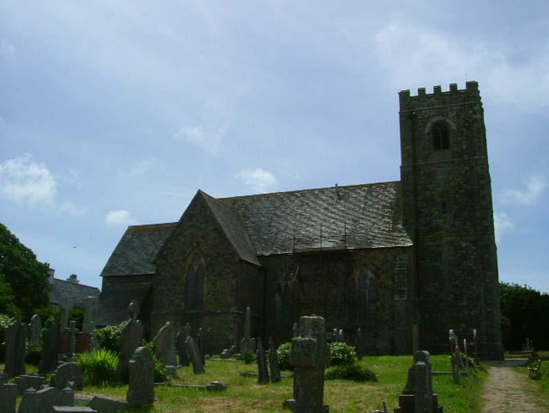 Mithian - Parish Church