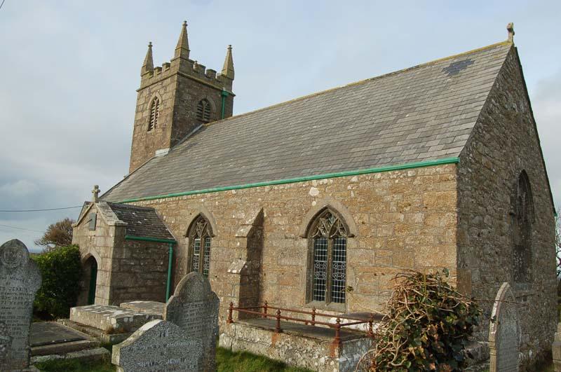 Morvah - Parish Church