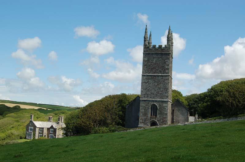 Morwenstow - Parish Church