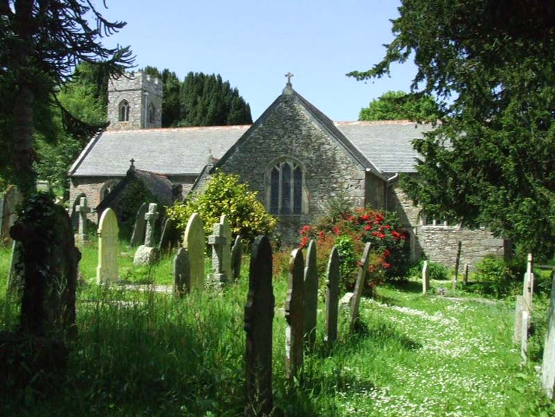 Mylor - Parish Church