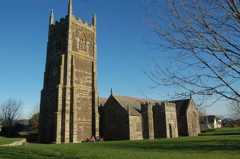 Newlyn East - Parish Church