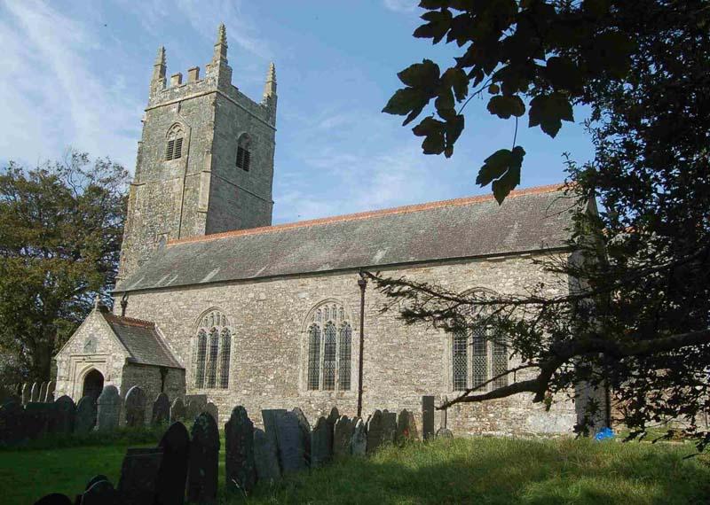 North Petherwin - Parish Church