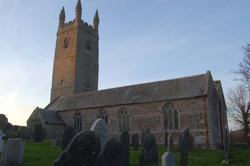 North Tamerton - Parish Church